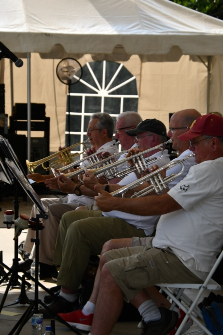 trumpet section -2